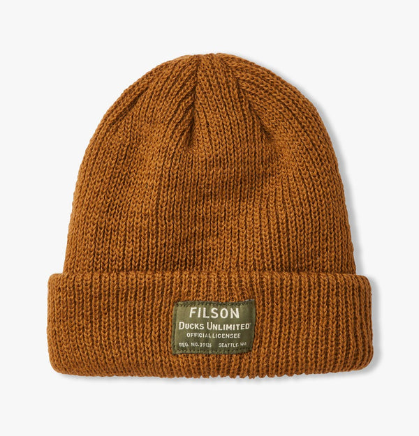 Filson Ducks Unlimited Watch Cap Beanie