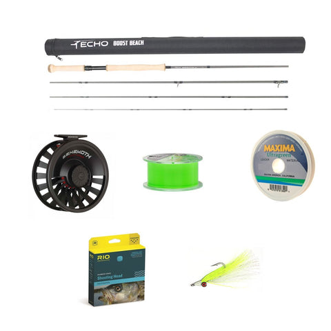 Surf Fly Fishing Outfit