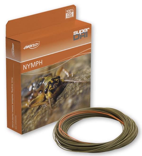 Airflo Super-Dri Euro Nymph Fly Line
