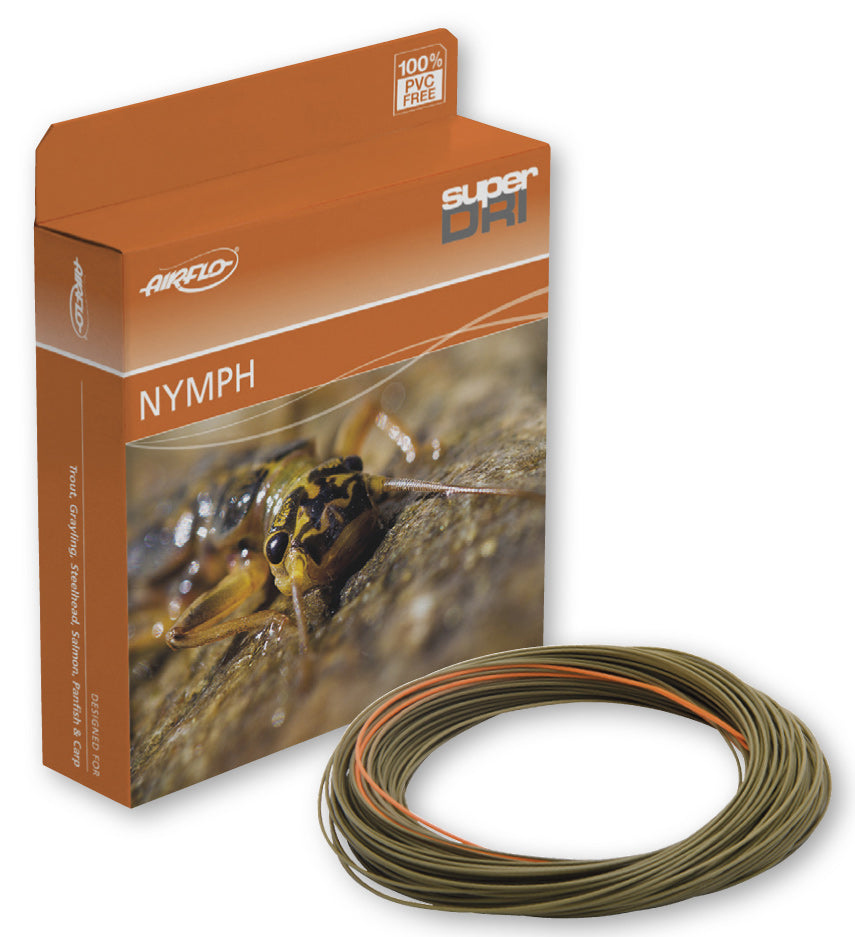 Airflo Kelly Galloup Super-Dri Nymph Indicator Fly Line
