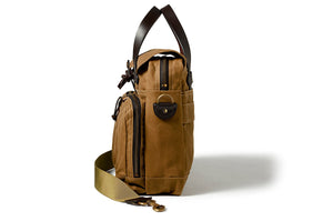 Filson 24 Hour Tin Briefcase Tan  - 3