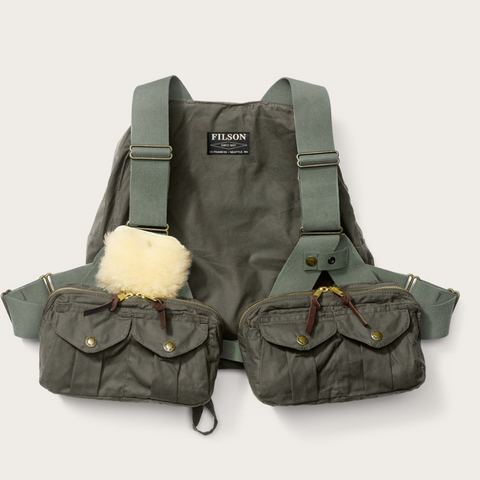 Filson Foul Weather Fly Fishing Vest