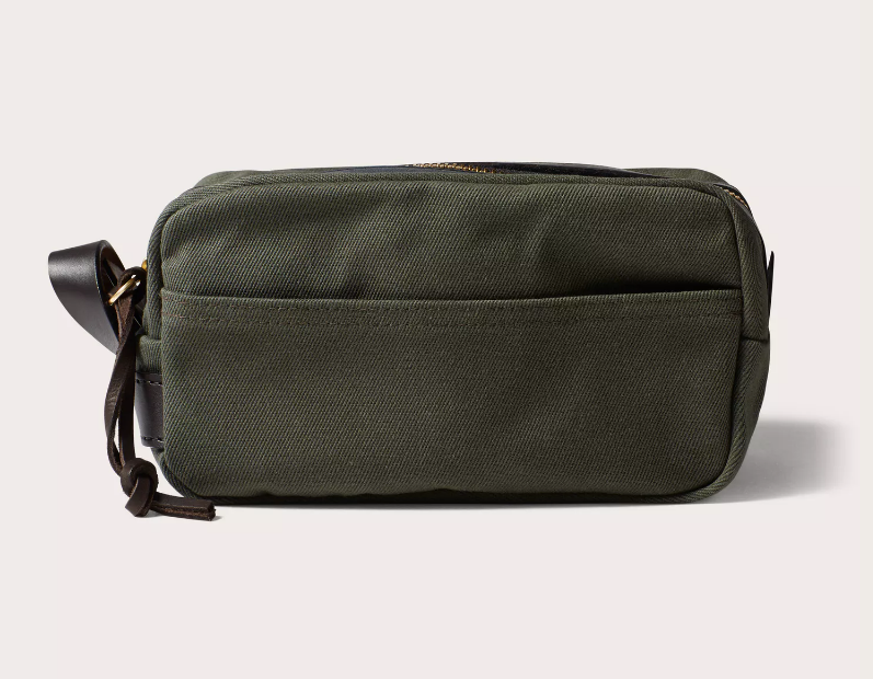 Filson Travel Kit, Otter Green, Large