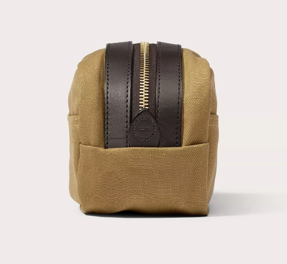 Filson Travel Kit, Tan, Large