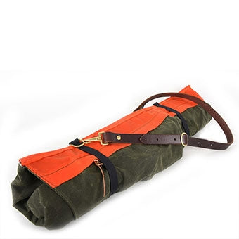 Richmond Travel Roll, Olive