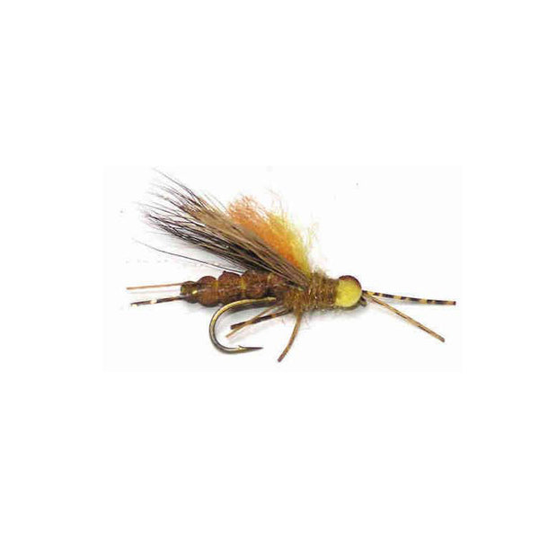 Flush Floater Golden Stonefly