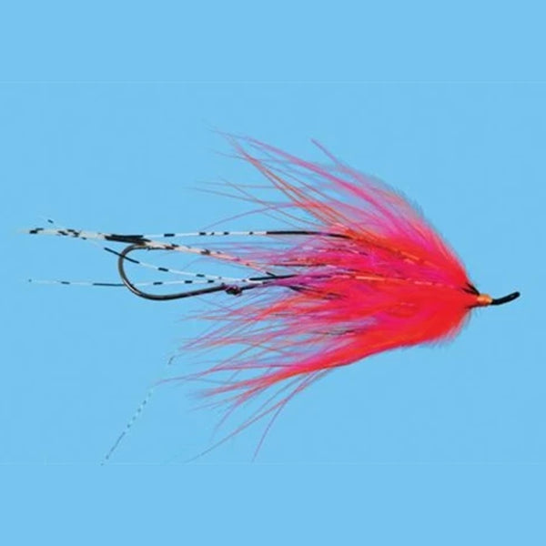 Hoh Bo Spey - Orange & Pink