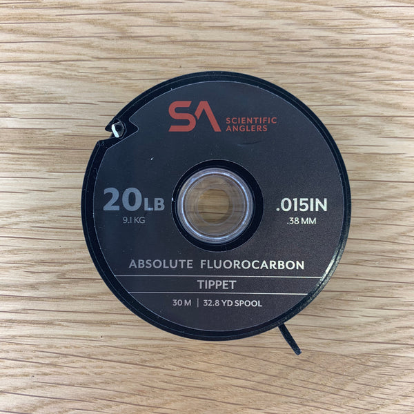 Scientific Angler Absolute 20lb  Fluorocarbon Tippet