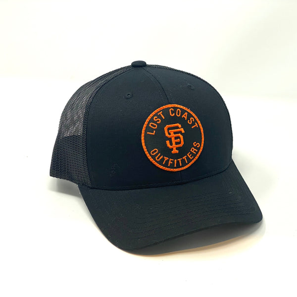 Lost Coast Outfitters Trucker Hat - SF Edition