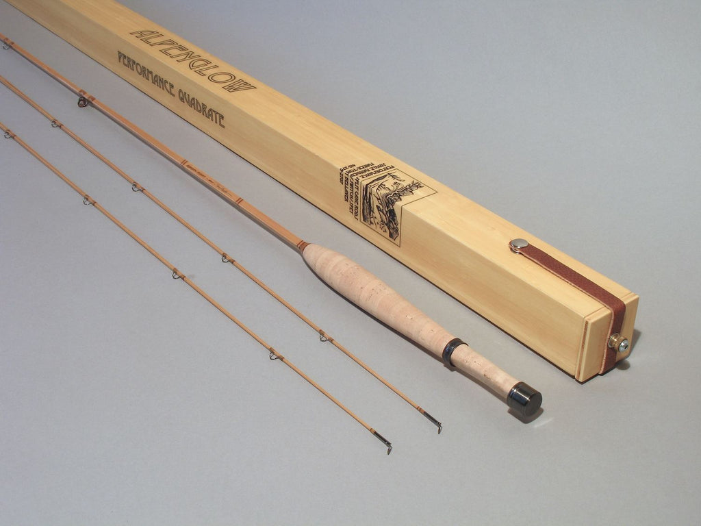 Alpenglow 5wt Quad Bamboo Fly Rod