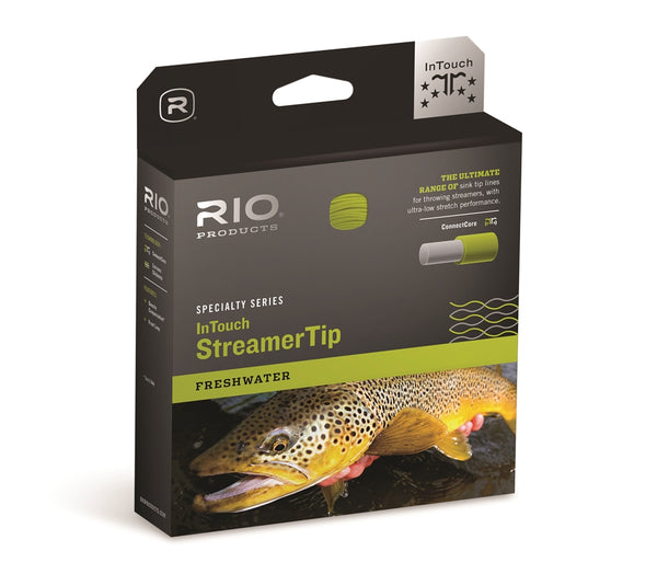 Rio Intouch 10' StreamerTip Fly Line