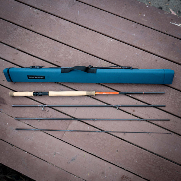 Lost Coast Outfitters Surf Fly Rod | Ocean Beach