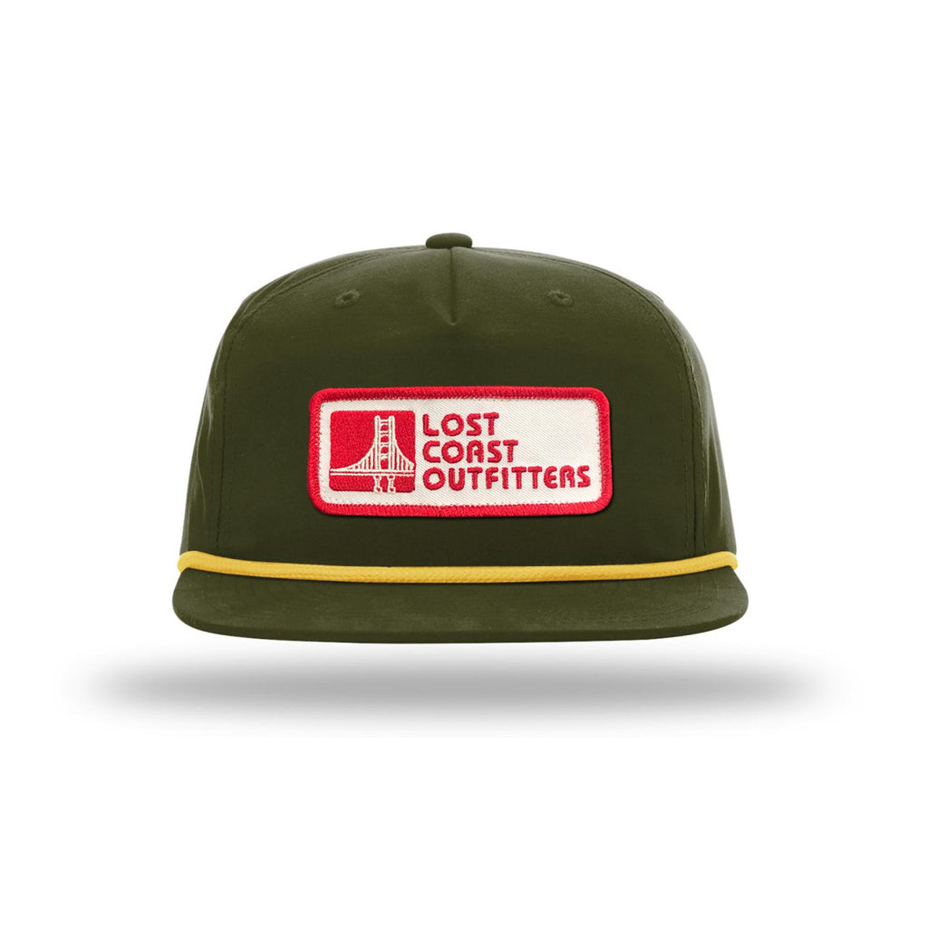 Lost Coast Golden Gate Hat