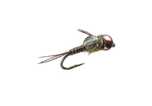Mercer's Micro Mayfly Brown