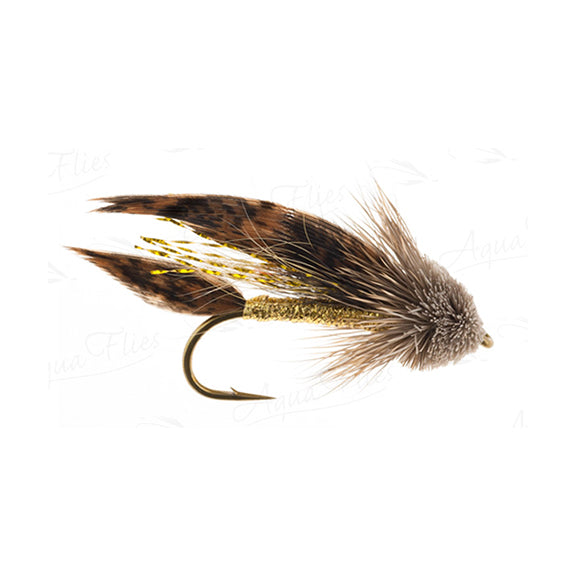 Muddler Minnow Gold
