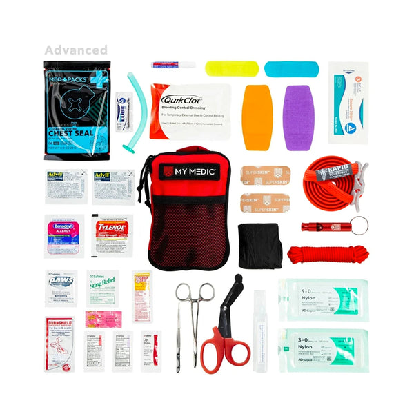 My Medic The Solo First Aid Kit - Advanced