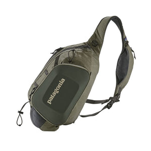 Patagonia Stealth Atom Fly Fishing Sling Pack 15L - Light Bog