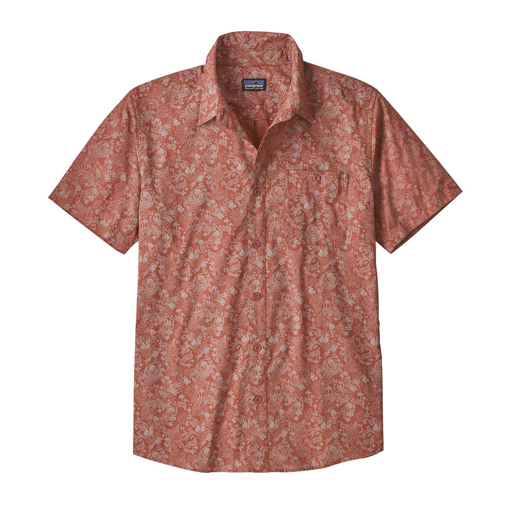 Patagonia M's Go To Shirt, Century Pink