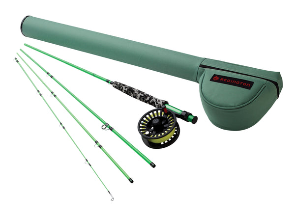 Redington Youth Minnow Fly Rod Outfit