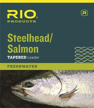 Rio Nylon Steelhead Leader 9ft