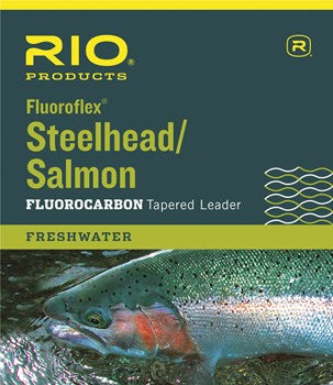 Rio Fluoroflex Steelhead Leader 9ft