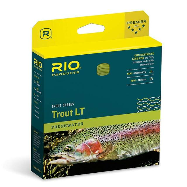 Rio Trout LT Fly Line - Dry Fly Line