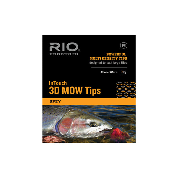 Rio Intouch Skagit 3D Mow Tips Kit