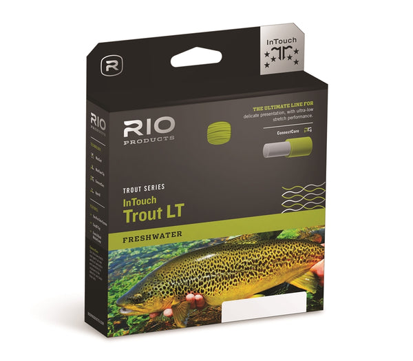 Rio Intouch Trout LT - Double Taper