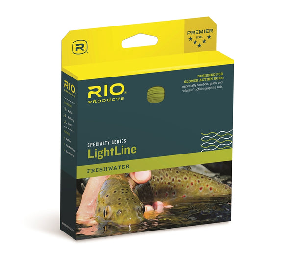 Rio LightLine  Fly Line Weight Forward