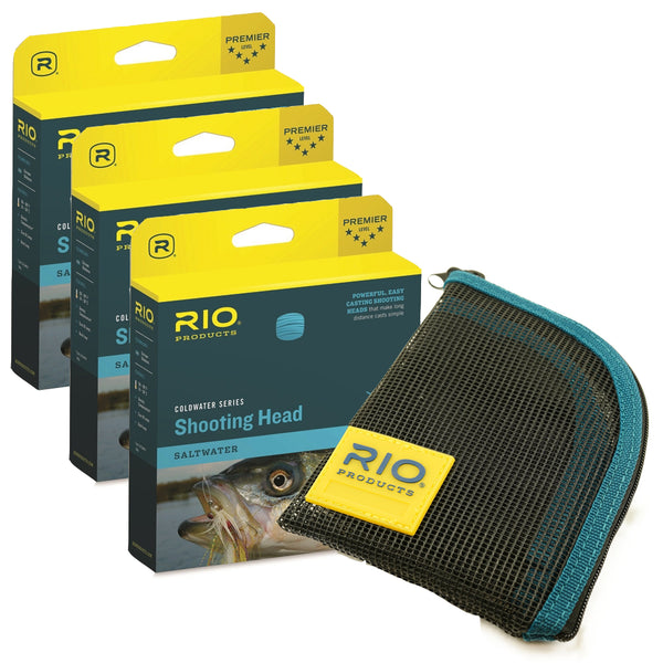 Rio Outbound Short Shooting Head Kit