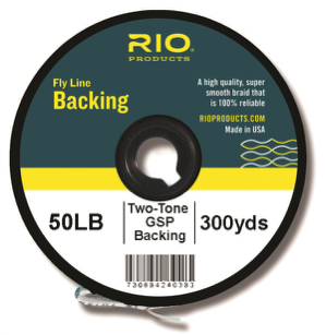Rio Color Change Gel Spun Backing, 300 Yards