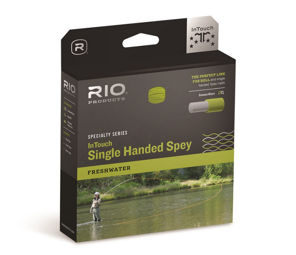 Rio Single Handed Spey Line Intermeadiate Tip