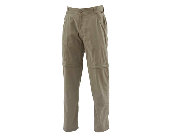 Simms Superlight Zip Off Pant, Tumbleweed