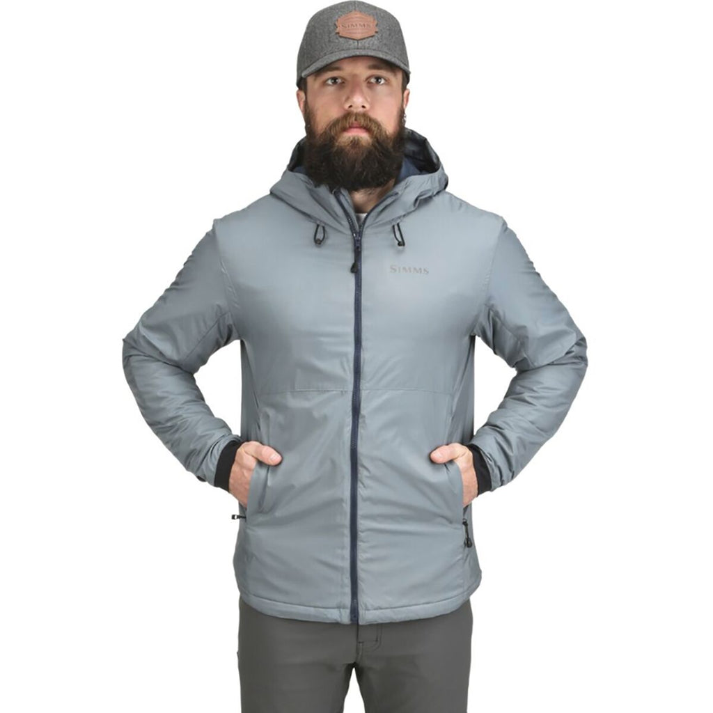 Simms Midcurrent Jacket, Dark Stone
