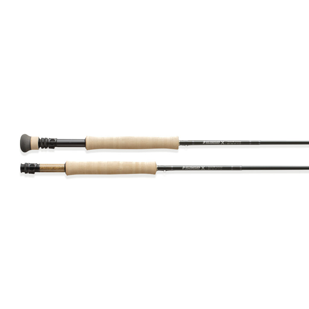 Sage X 590-4 9' 5wt Fly Rod  - 1