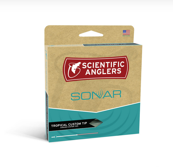 Scientific Angler Sonar Tropical Custom Cut
