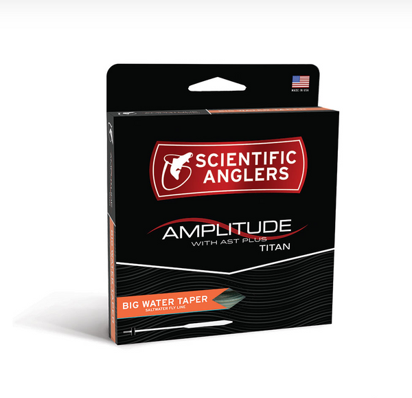 Scientific Angler Amplitude Big Water Taper Fly Line