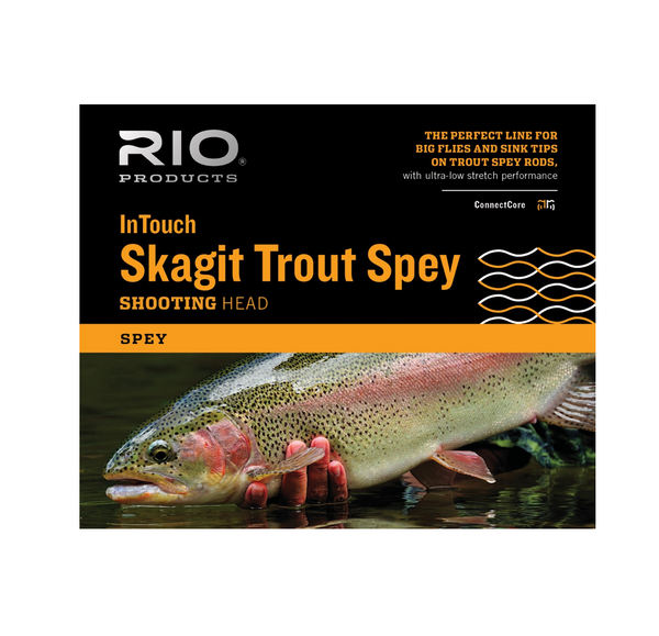 Rio Intouch Skagit Trout Spey Shooting Head