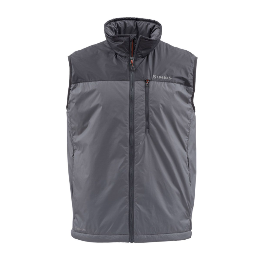 Simms Midstream Insulated Vest - Anvil