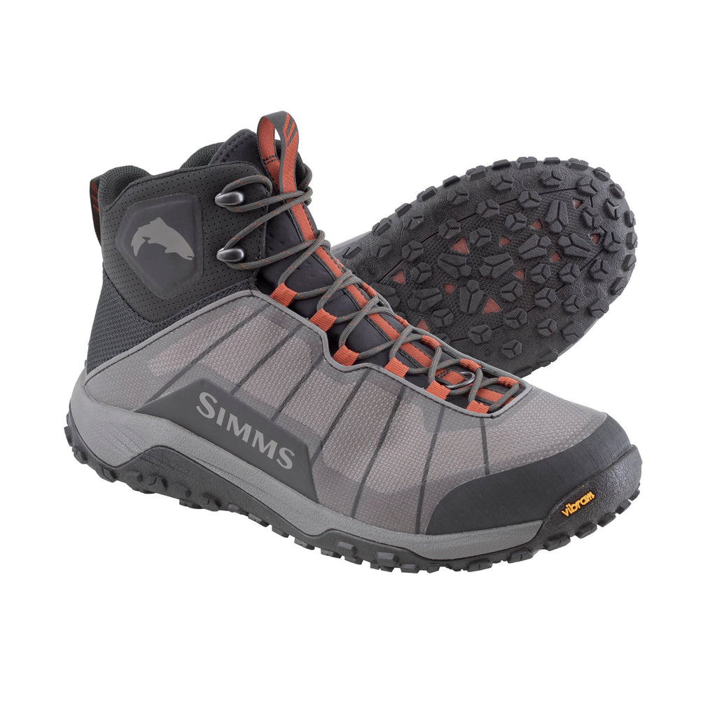 Simms Flyweight Wading Boot - Rubber