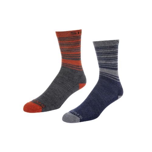Simms Lightweight Hiker Sock 2-Pack
