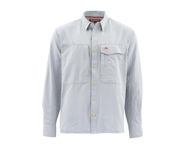 Simms Guide Shirt - Marl, Dark Slate