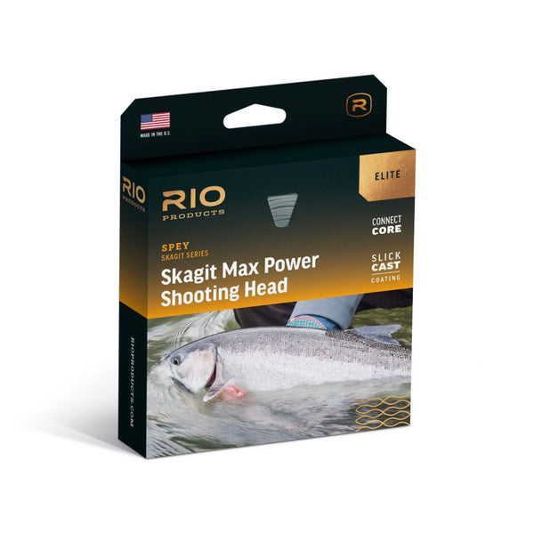 Rio Elite Skagit Max Power - Short