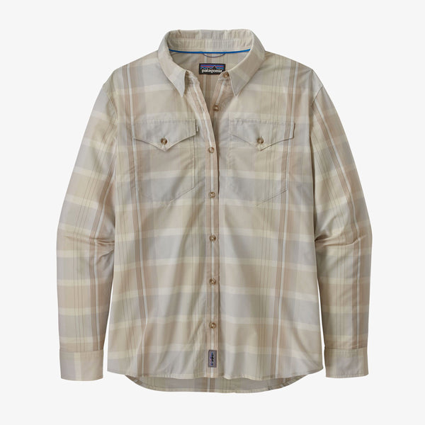Patagonia W's L/S Sun Stretch Shirt