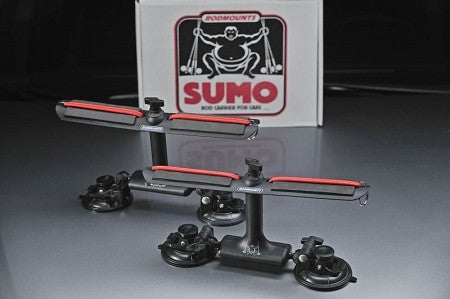 Sumo Suction Rod Mounts  - 1