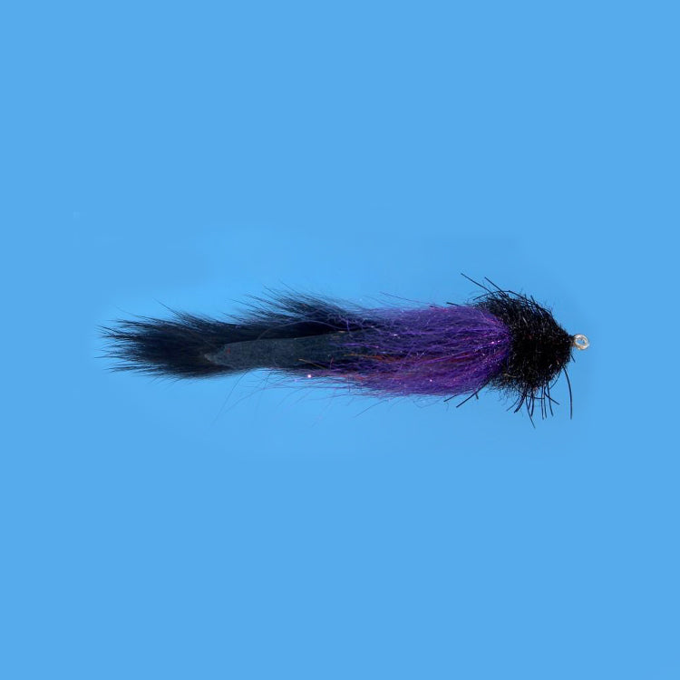 Tarpon SP Bunny - Black/Purple