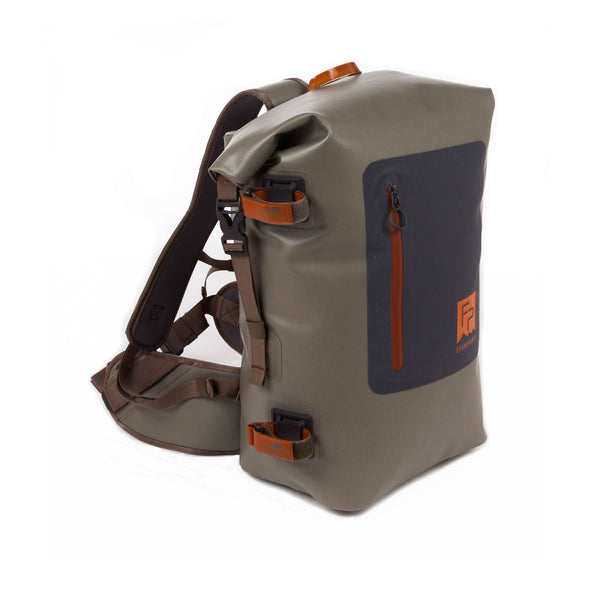 Wind River Roll-Top Backpack, Shale