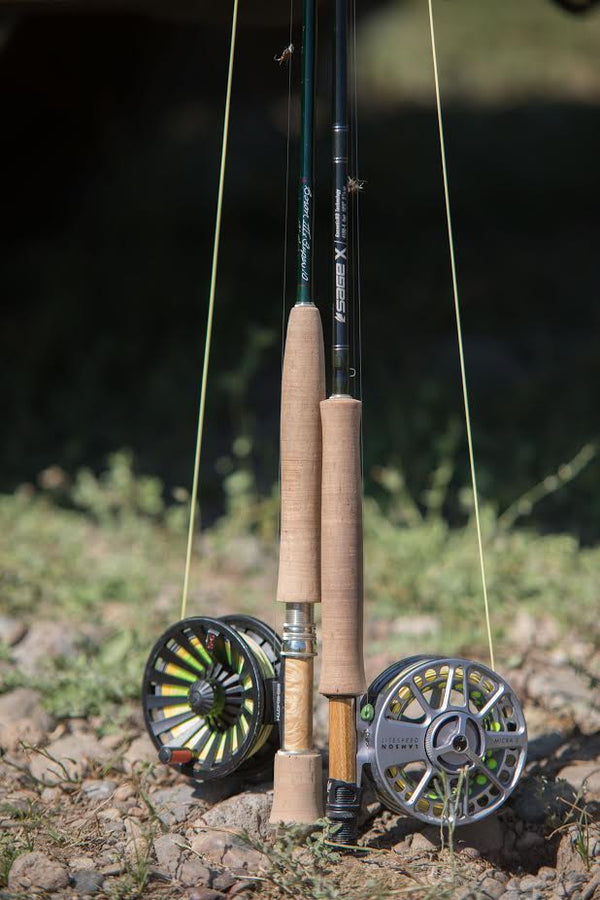 Winston Boron III Super 10 4wt Fly Rod