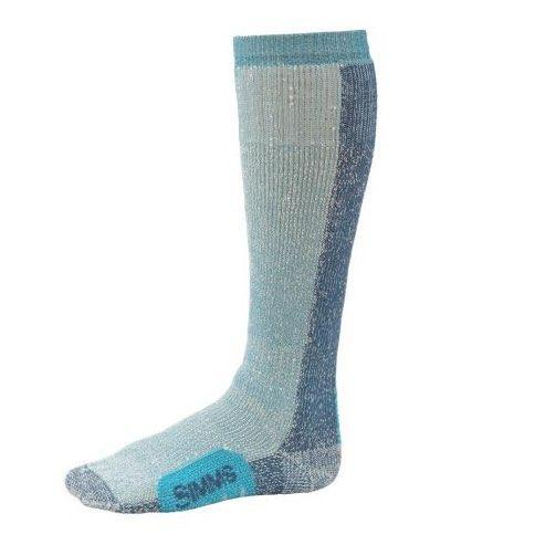 Women's Guide Thermal OTC Socks - Seaglass