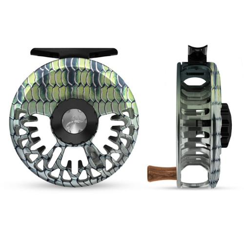 Abel VAYA Fly Reel - Bonefish